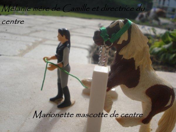 Mélanie et Marionette