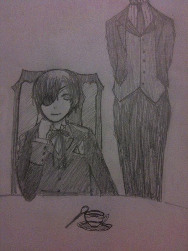 Dessin de Black Butler ~~