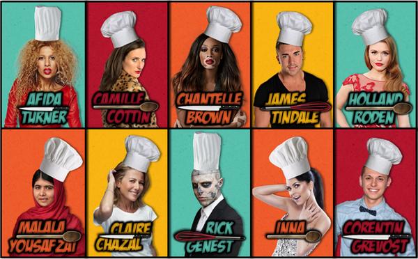 TOG 7 : Les Cuisiniers
