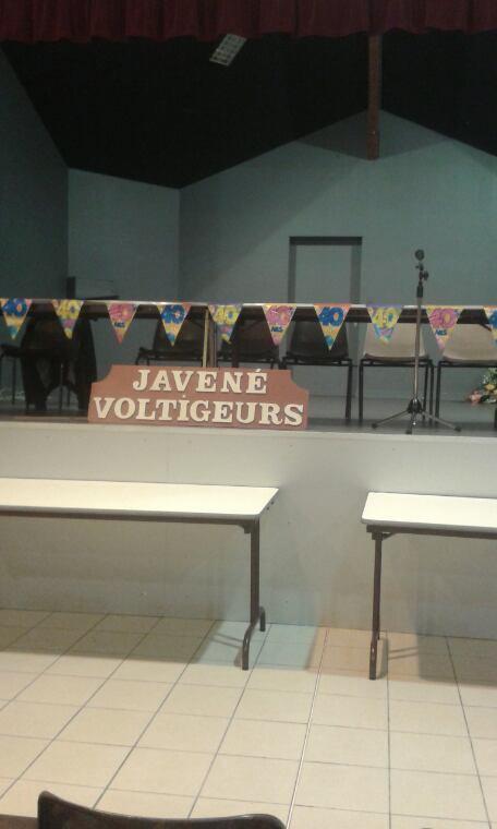 Congres 40 ans de Javene