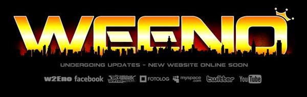 WEENO Most Wanted - Site web mises à jour en cours en ligne soon !