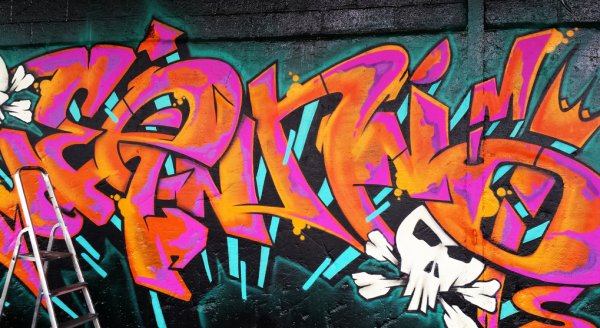 Graffiti by WEENO Most Wanted