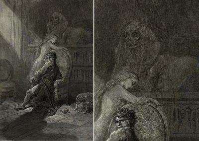 Deuxième thème - Horreur, malheur...
