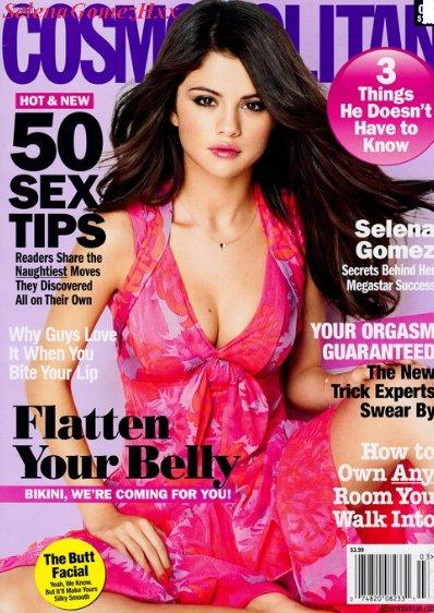 La une d'un magazine .. ♥