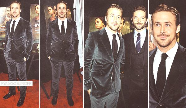 28 MARS 2013 :  Ryan Gosling à l'avant première de 'TPBTP' au Landmark Sunshine Cinema à NY. Top ou Flop ?