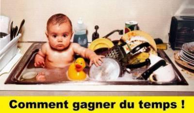 Bébé Lave Linge Tout Est La Humour Etrange Fun