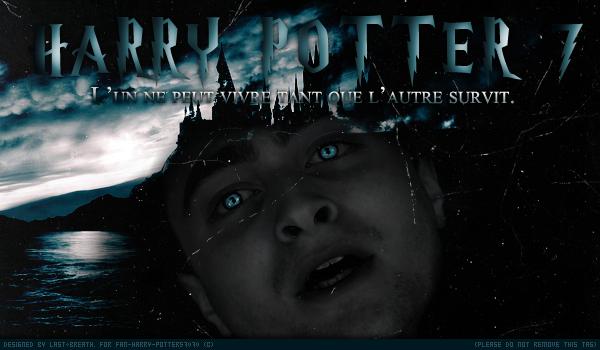 Bienvenue dans le monde magique d'Harry Potter ♥