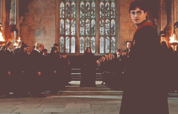 Harry Potter et les Reliques de la Mort : partie 2.