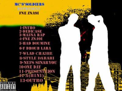 mc s soldiers represent album fne zna9i
