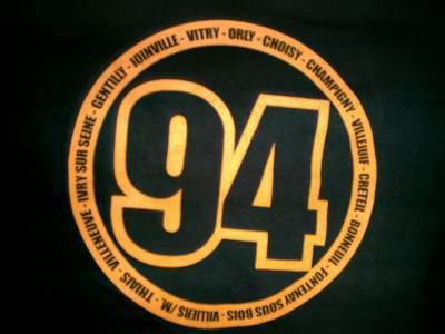 94' East