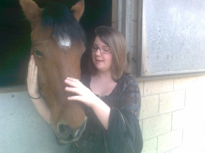 un amour intense ne sexplique pas et la beauté d'un cheval non plus
