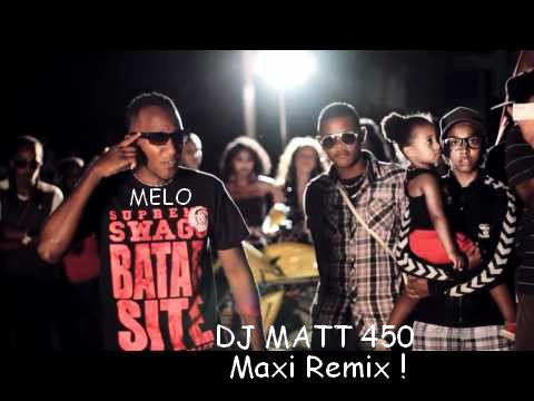 DJ MATT 450 ! / DJ MATT 450 FT MELO - SOT PARTOUT (MAXI) (2012)