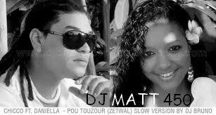 DJ MATT 450 ! / [DJ MATT 450] - CHICCO MARTINO FT DANIELLA - POU TOUZOUR (REGGAETON MIX) (2012)