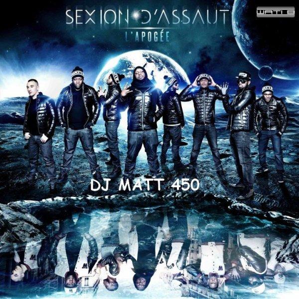 DJ MATT 450 ! / [DJ MATT 450] - SEXION D'ASSAUT - AFRICAIN [MAXI REMIX] (2012)