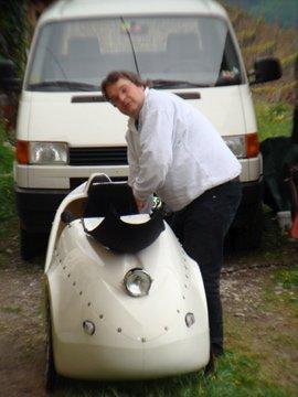 PROCHAIN EVENEMENT Traversée des alpes en véhicule électrique