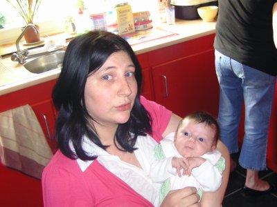 moii et ma fille que j aime