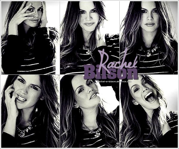 *► Suit toute l'actualité quotidienne de Rachel Sarah Bilson sur Rachel-S-Bilson.skyrock.com ! *