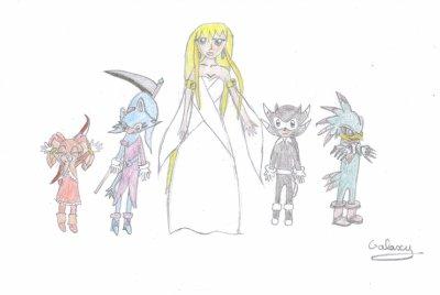 La Reine Mère et ses Gardiens