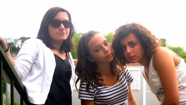 Les cousines . ♥