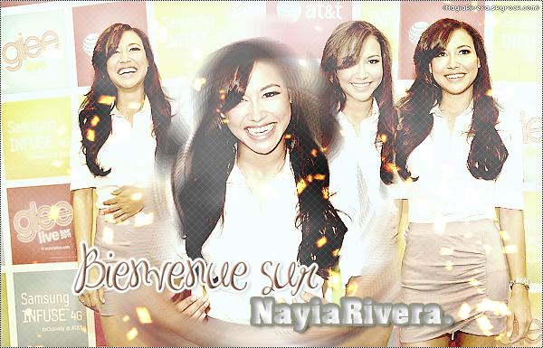 www.NAYiARiVERA.skyrock.com  Ta nouvelle source sur Naya Rivera.