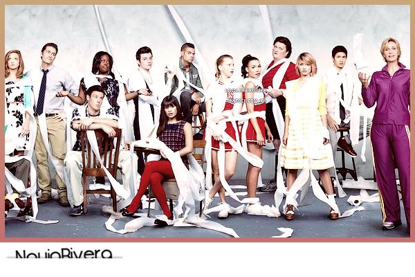 20 Septembre 2011 : Nouvelle photo promotionnelle du Glee Cast au grand complet ! Vos avis ?