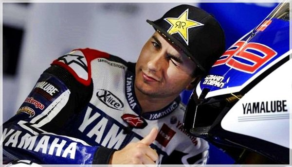 Jorge Lorenzo signs with Yamaha