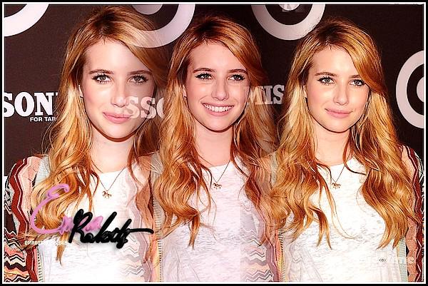 . Bienvenue sur EmaRooberts• Ta source pour suivre l'actu de la sublime Emma Roberts !.