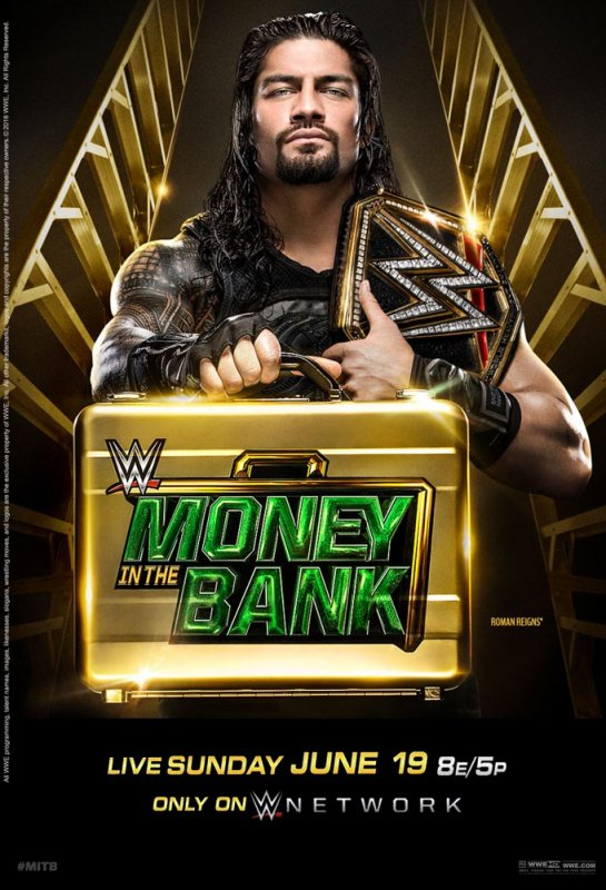 PPV Money In The Bank 2016 !