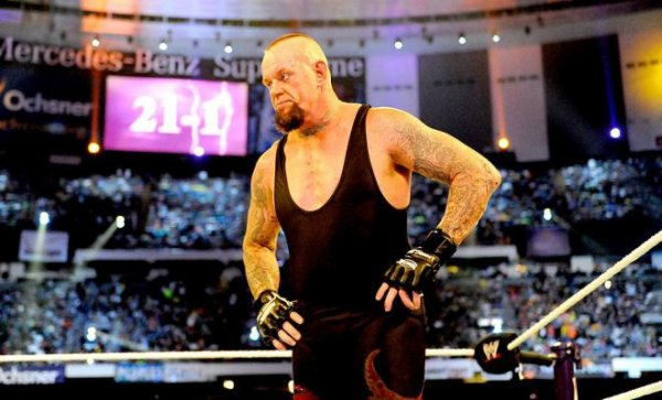 Thank You Undertaker ♥