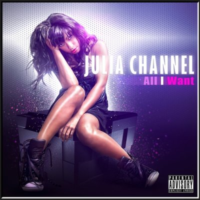 julia channel music video out  on youtube now !!!!