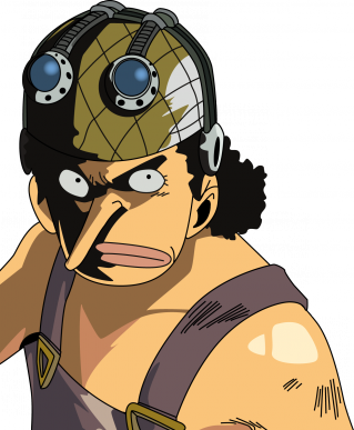 ONE PIECE::USOPP SOKEKING