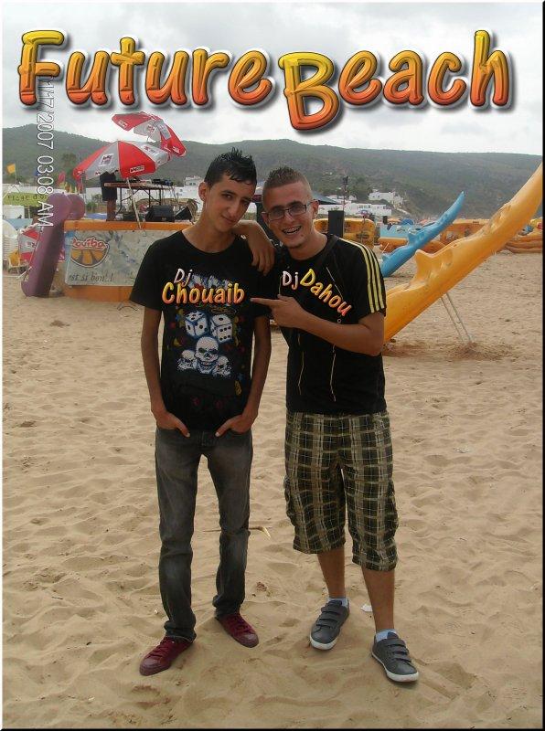 Dj Chouaib et Dj Dahou