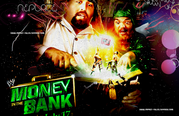 monay in the bank