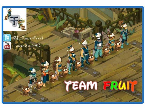 Création de la team