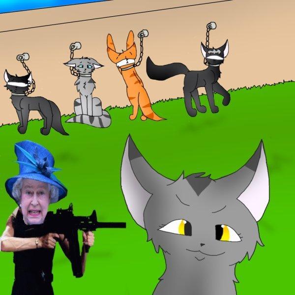 Le jour où les chats voulurent conquérir le monde
