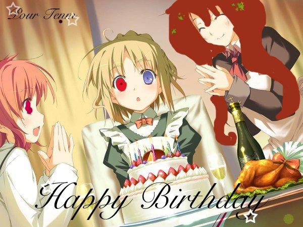 Happy Birthday Tenm