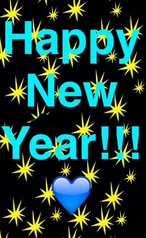 Bonne année 2017!!!