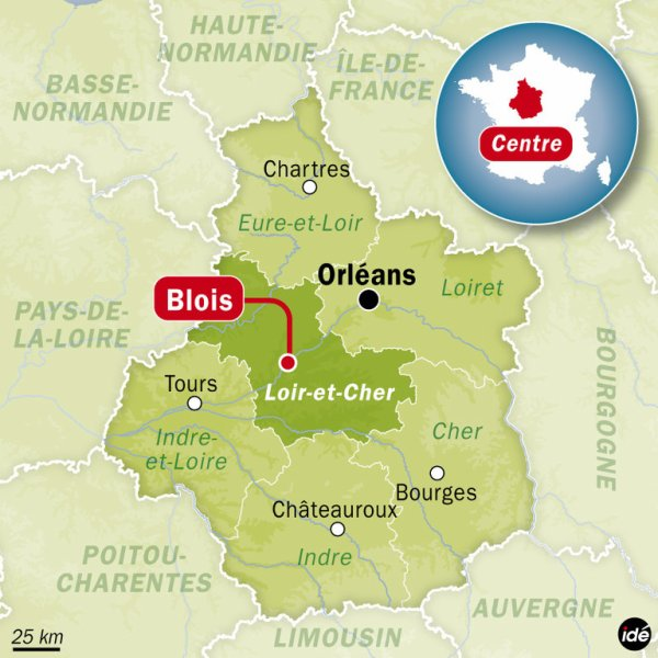 Blois du 9 juin.