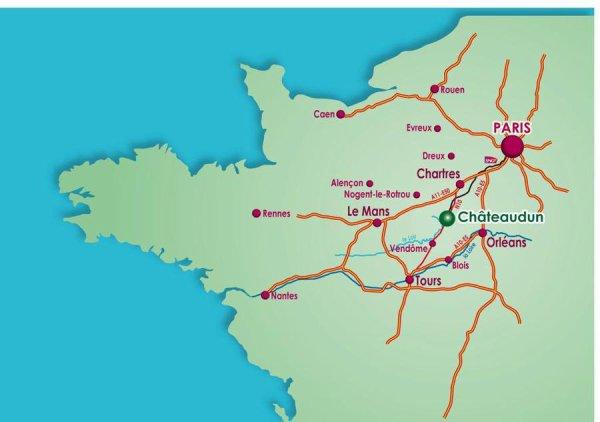 Chateaudun du 5 Mai.