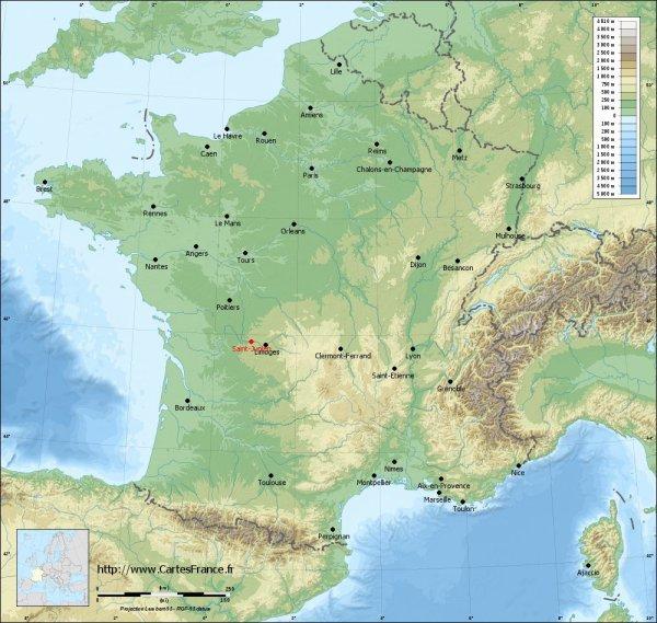 St Junien Fédéral (525 km.)