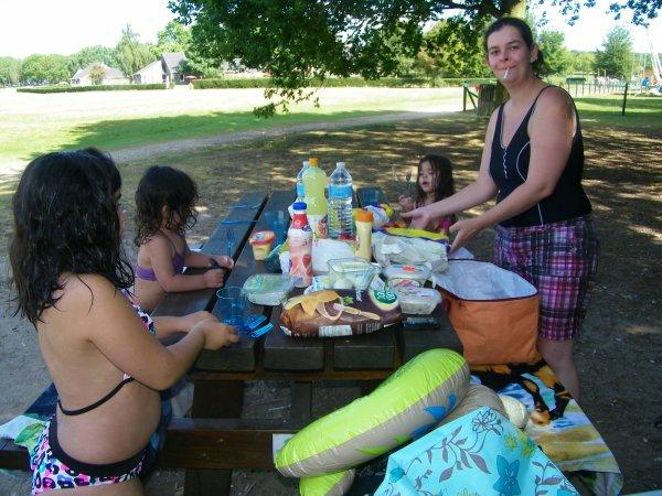 jumiege avec mes petites filles