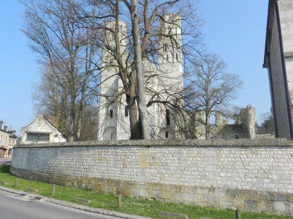 abbaye de jumiege et ces alentours( suite bientot)