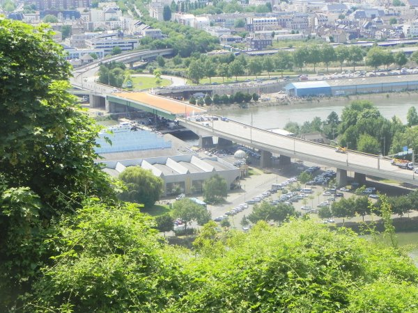 remontage du pont jeudi 26juin