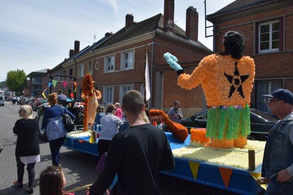 le 4 juin carnaval a eu