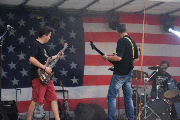 le 24juin festival americain concert du soir