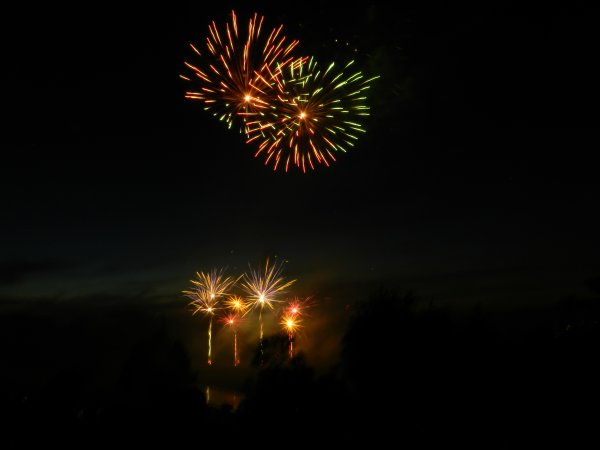 14 juillet feu d artifice a eu
