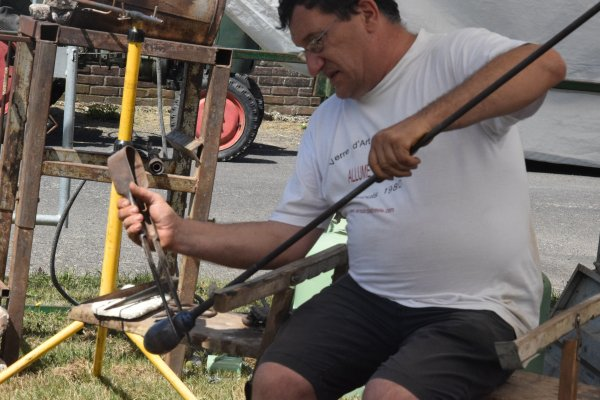 16 juillet fete des metiers anciens