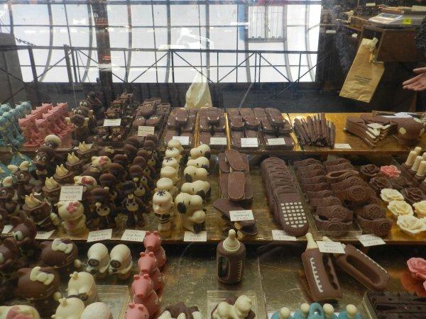 salon du chocolat au treport