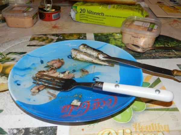 pas toujours facile de manger avec moka
