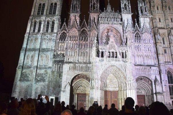 la cathedrale de rouen